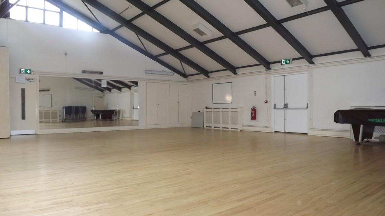 Castleknock Community Centre is our  a new dance venue!