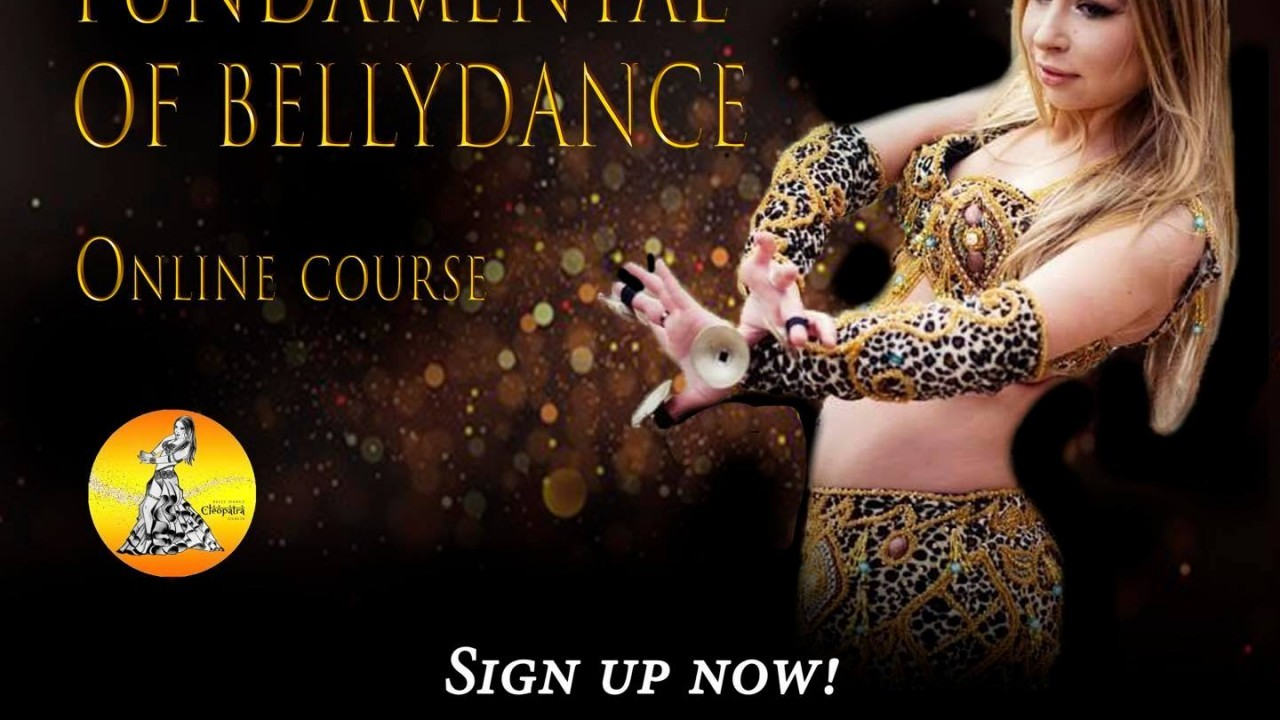 Fundamentals of bellydance - online course