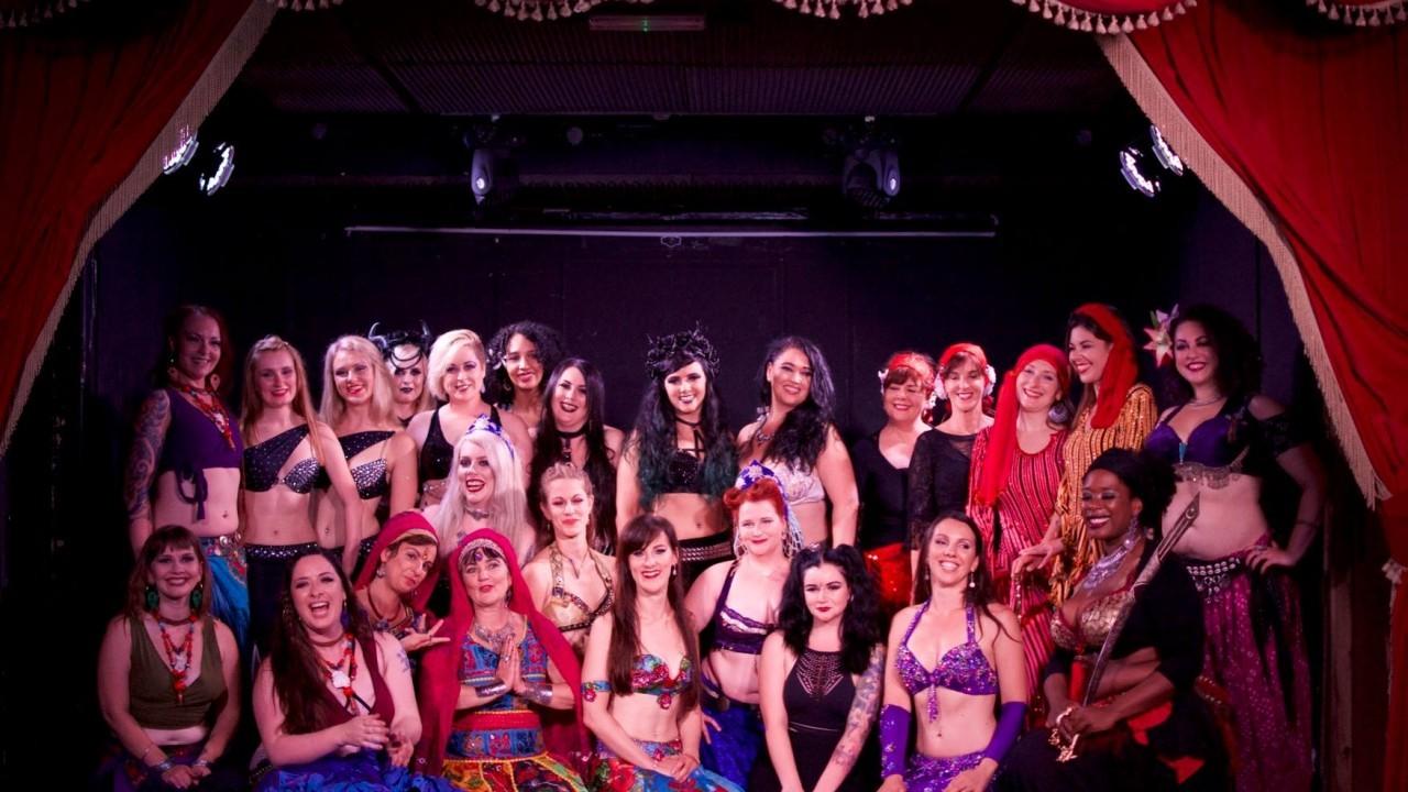 Folkloric to Fusion Bellydance Showcase Dublin