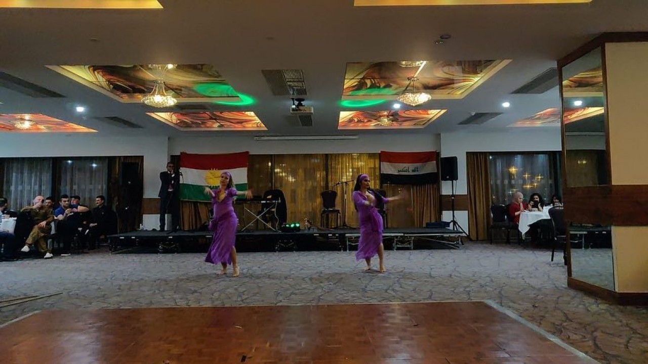 Newroz multicultural party 2019