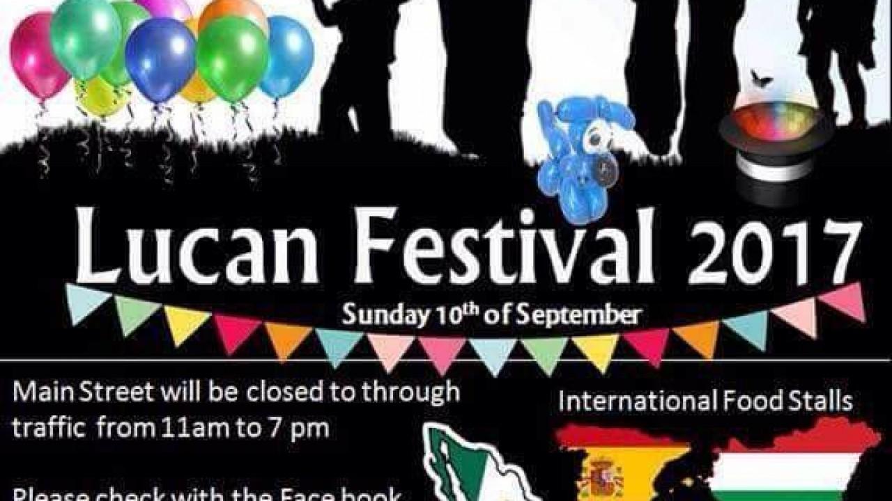 Lucan Festival 2017